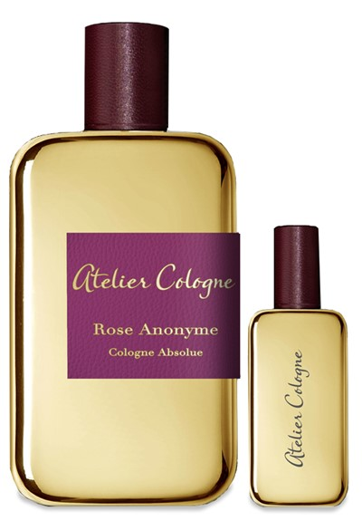 Rose Anonyme Extrait Cologne Absolue Extrait  by Atelier Cologne