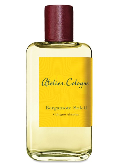 Bergamote Soleil Cologne Absolue  by Atelier Cologne