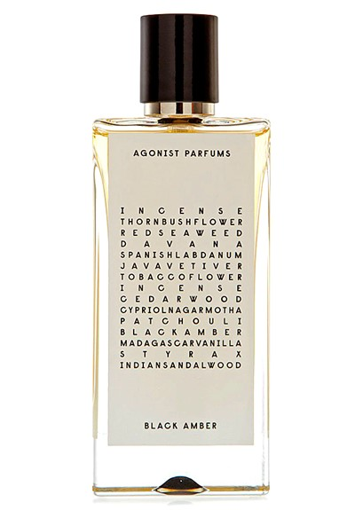 Black Amber Eau de Parfum  by Agonist