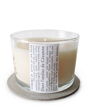 Scented Candle Scented Candle  by Dans l'atelier de Cezanne