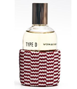 TYPE D Eau de Toilette by Henrik Vibskov
