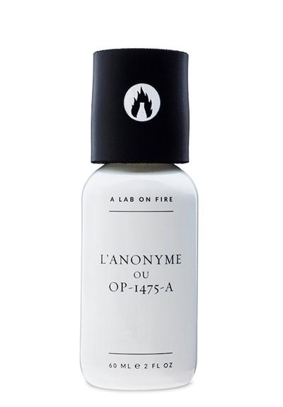 L'Anonyme Eau de Toilette  by A Lab on Fire