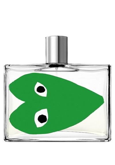 Green Eau de Toilette  by Comme des Garcons Series: PLAY