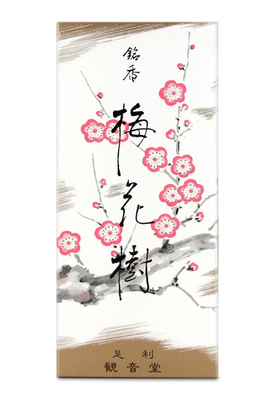 Plum Blossoms  (Baika-ju)   by Shoyeido