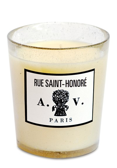 Rue Saint Honore  Candle  by Astier de Villatte