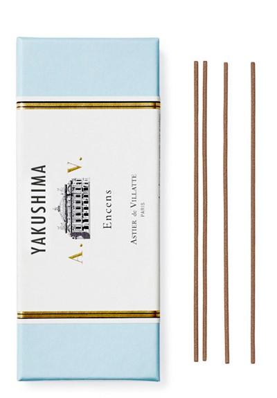 Incense - Yakushima   by Astier de Villatte