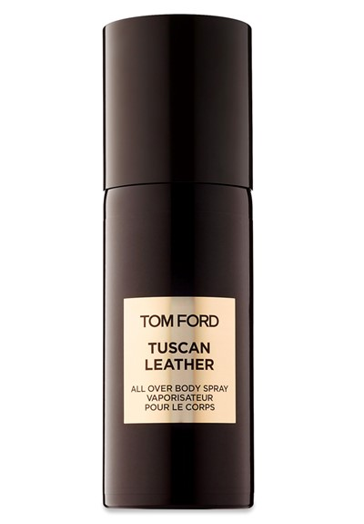 Tuscan Leather Body Spray Scented Body Spray By Tom Ford