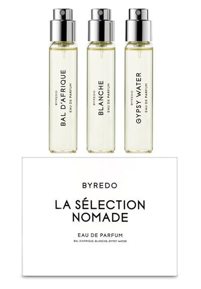 La Selection Nomade Fragrance Discovery Set  by BYREDO