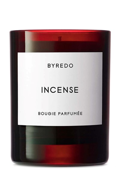Incense  Fragranced Candle  by BYREDO