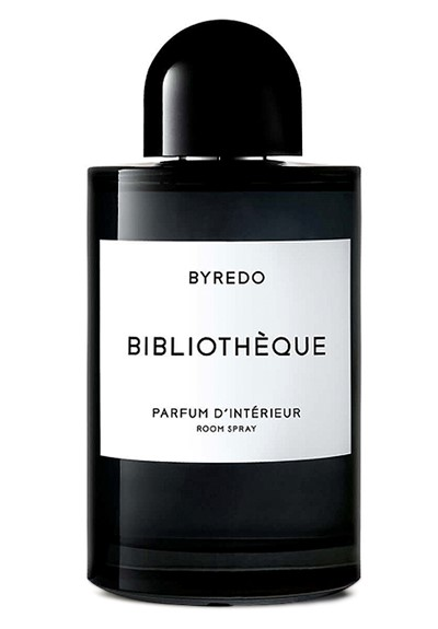 Bibliotheque Room Spray  Room Spray  by BYREDO