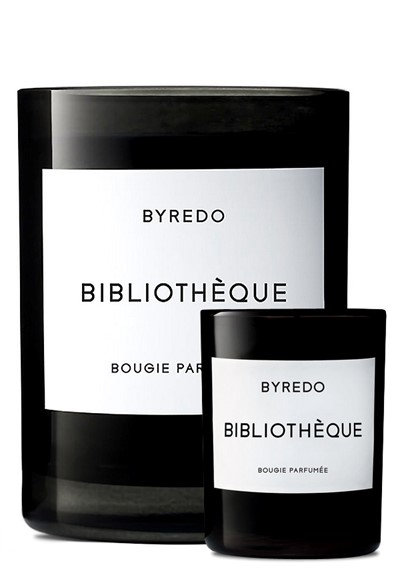Bibliotheque Fragranced Candle By Byredo Luckyscent