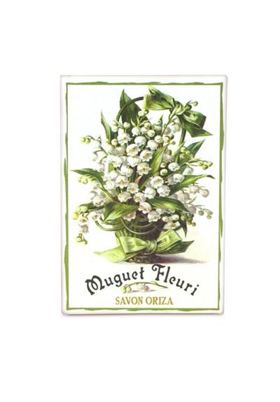 Muguet Fleuri soap Single soap  by Oriza L. Legrand