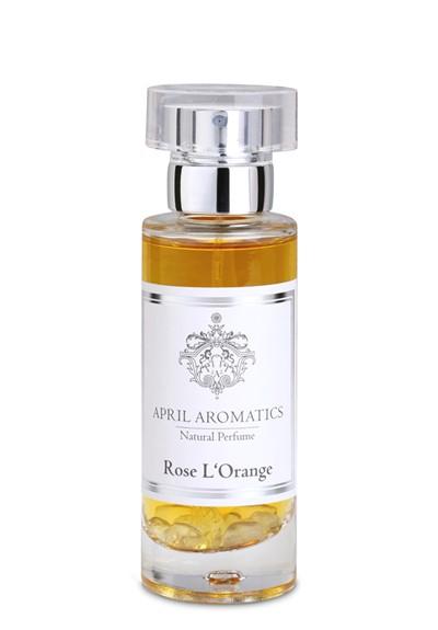 Rose L'Orange Eau de Parfum  by April Aromatics