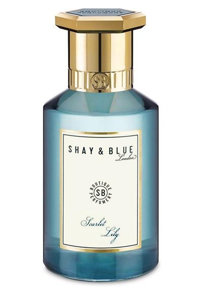 Scarlet Lily Eau de Parfum  by Shay & Blue