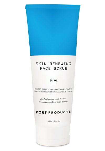 Renewing Face Scrub  Facial Scrub  by Port Products
