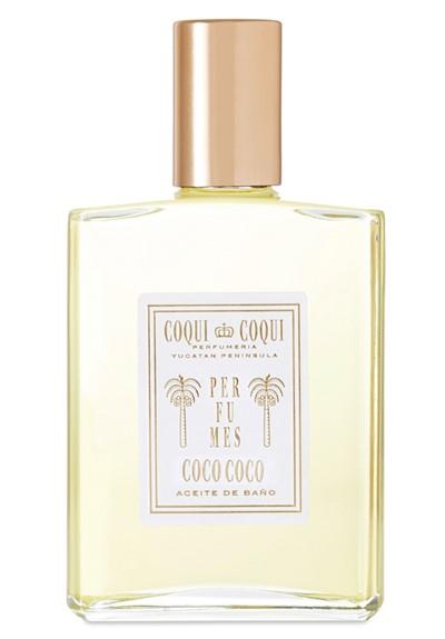 Coco Coco Bath Oil Bath Oil  by Coqui Coqui