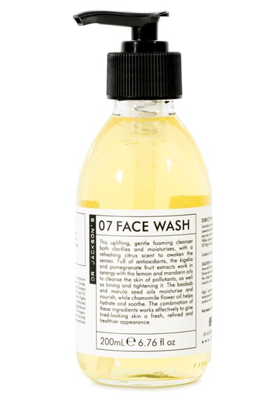 07 Face Wash Face Wash  by Dr. Jackson's