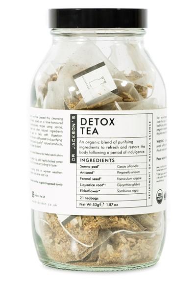 Detox Tea - Sachet Bagged Sachet Tea  by Dr. Jackson's