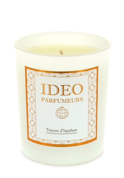 Tresors d'Ispahan Scented Candle  by Ideo Parfumeurs