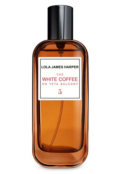 The White Coffee On Teta Balcony Room Spray  Room Spray  by Lola James Harper