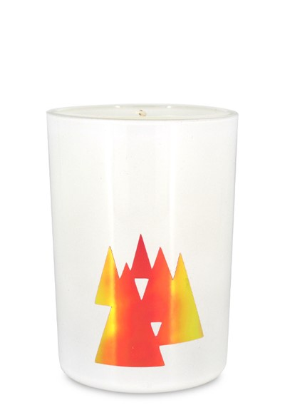 The Forest Primeval Candle Scented Candle  by Wary Meyers