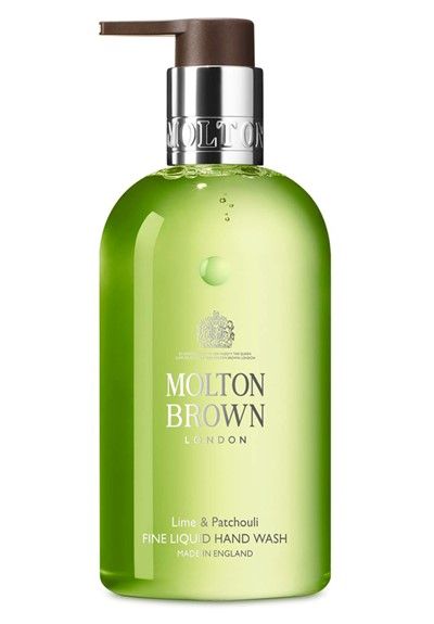 Lime patchouli hand wash hand wash by molton brown for Best molton brown scent