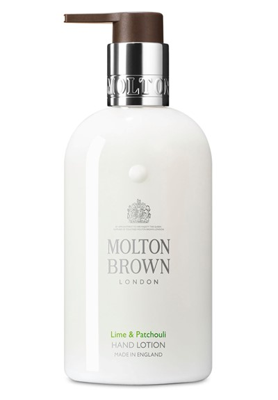 Lime patchouli enriching hand lotion enriching hand for Best molton brown scent