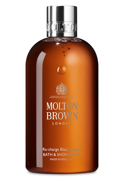 Re-charge Black Pepper Bath and Shower Gel  Body Wash  by Molton Brown