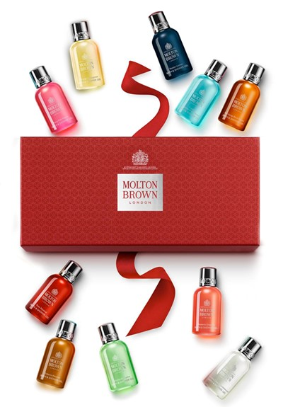 Stocking Fillers Christmas Gift Collection  Shower Gels Gift Set  by Molton Brown