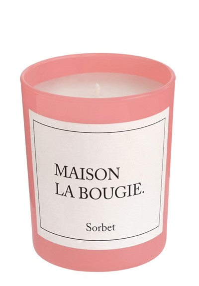 Sorbet Candle Scented Candle  by Maison La Bougie