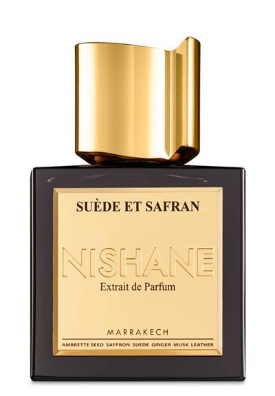 Suede et Safran Extrait de Parfum  by Nishane