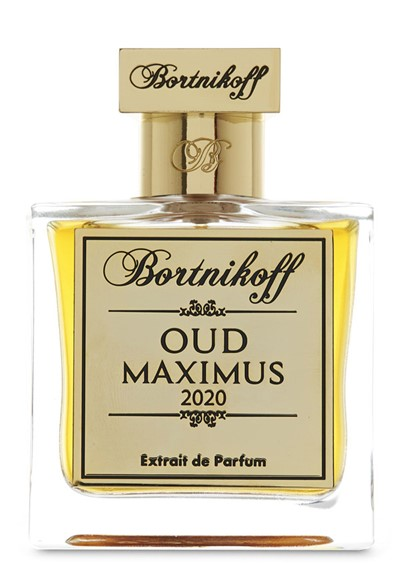 Oud Maximus  Extrait de Parfum  by Bortnikoff