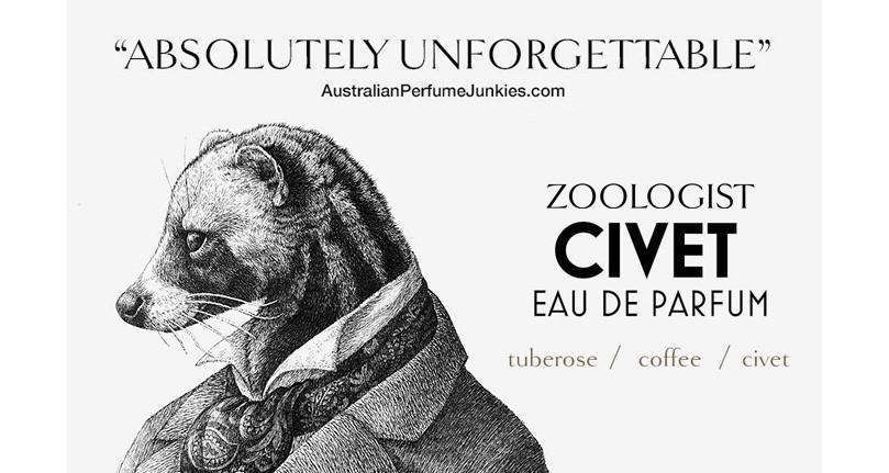 4 - Zoologist Civet Eau de Parfum
